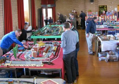 Train Collectors Society AGM 2016