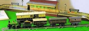 Train Collectors Society Summer Show 2015