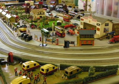 Train Collectors Society 2015 Leicester Get-together