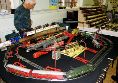 Train Collectors Society 2011 Leicester Get-together
