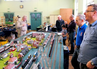 Train Collectors Society 2013 Leicester Get-together