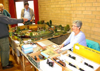 Train Collectors Society Summer Show 2011