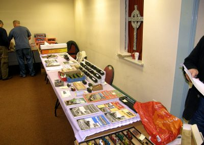 Train Collectors Society 2010 Leicester Get-together
