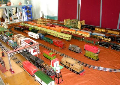 Train Collectors Society 2009 Leicester Get-together