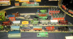 Train Collectors Society Bing Table Top Goods Yard