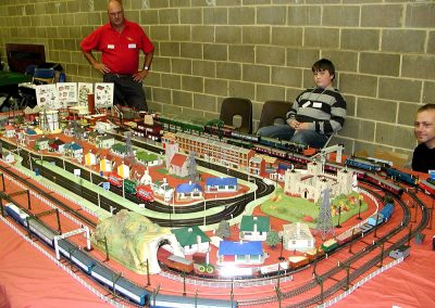 Train Collectors Society Summer Show 2007