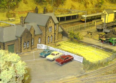 Train Collectors Society Summer Show 2010