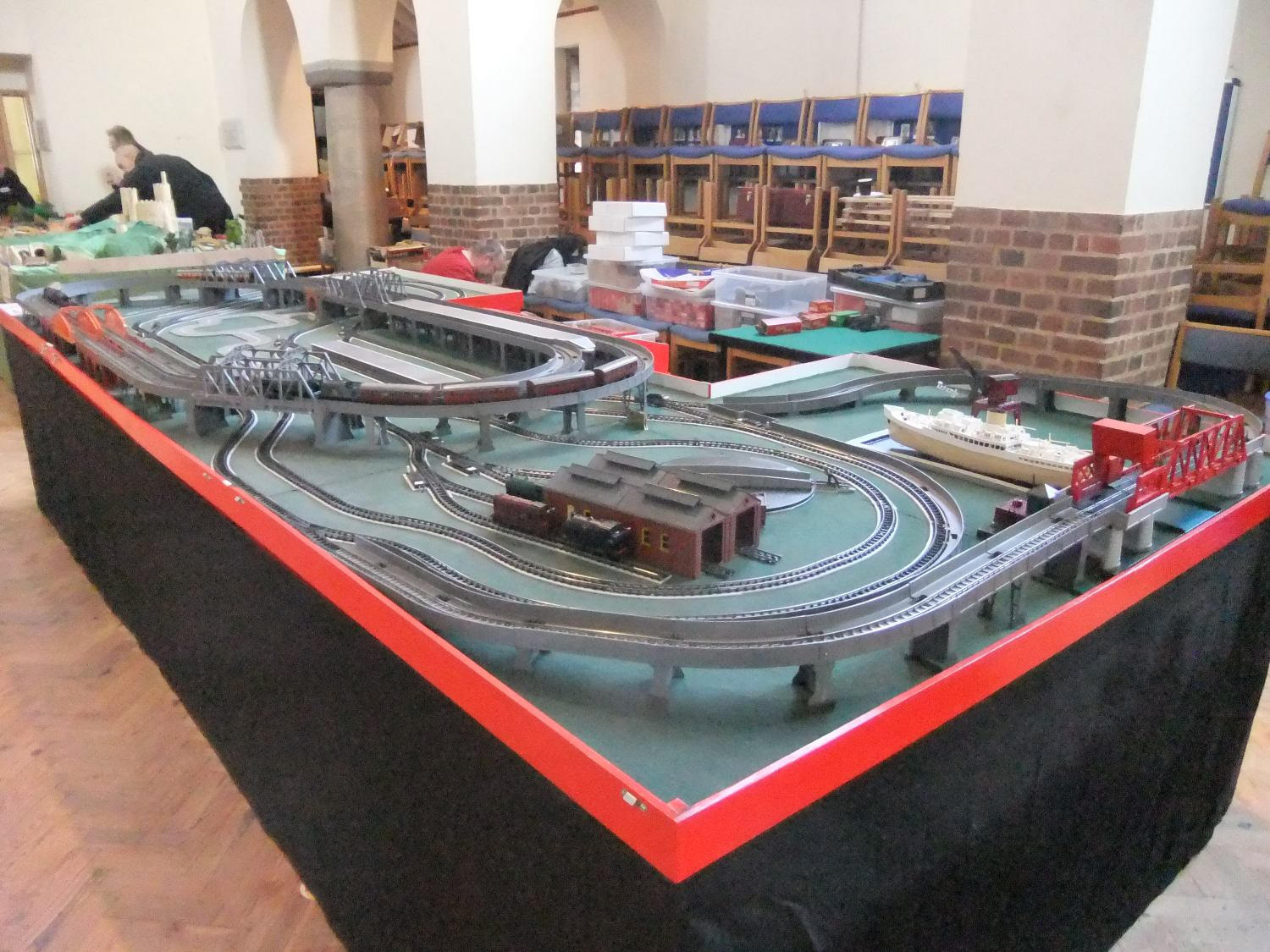 Train Collectors Society Beckenham Vintage