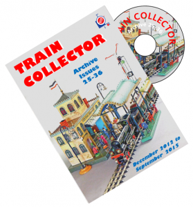 Train Collector archive 35-36