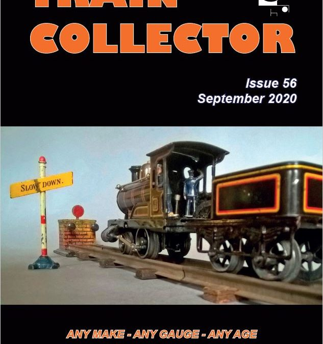 Train Collector Issue 56 posted & online