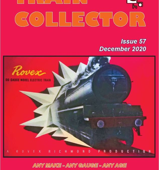 Train Collector December issue – posted & online