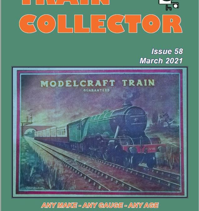 Train Collector March 2021 issue – online
