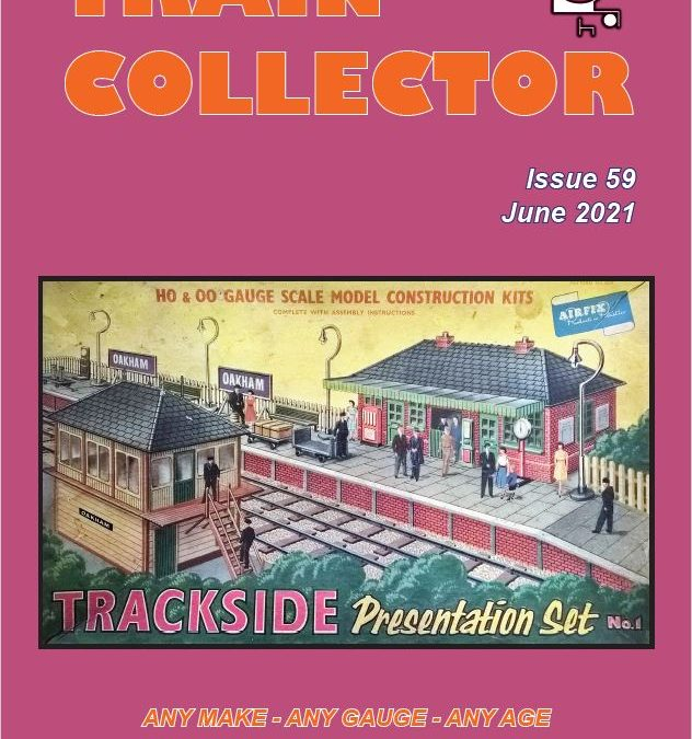 June issue of Train Collector online